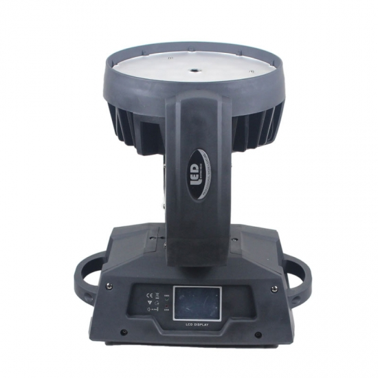 zoom led moving head wash light